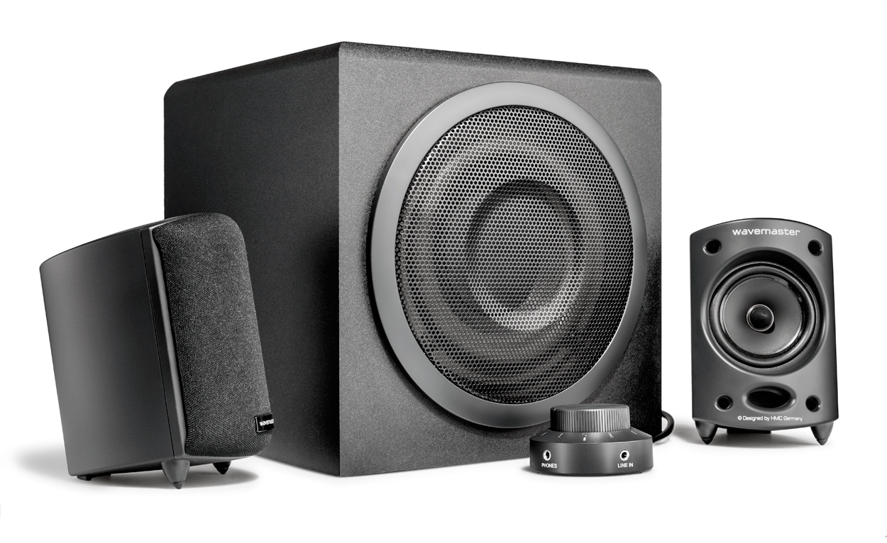 MOODY – 2.1 Stereo Speaker System – wavemaster – A New Definition of ...